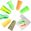 MOLDEX 使い捨て耳栓 お試し8種エコパック ケース付 の画像