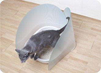 猫用 トイレスクリーン 1枚目