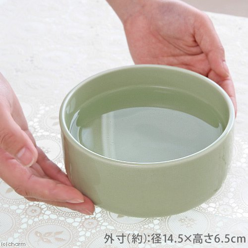 ヘルスウォーター ボウル M 1枚目
