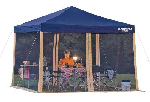 キャプテンスタッグ キャンプ テント・タープ用 300×200UVM-3174の画像