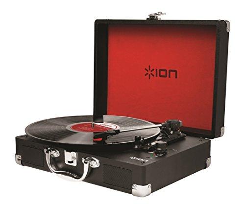 ION Audio Vinyl Motion レコードプレーヤー スーツケース型 1枚目