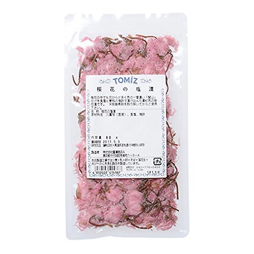 富澤商店 桜花の塩漬 1枚目