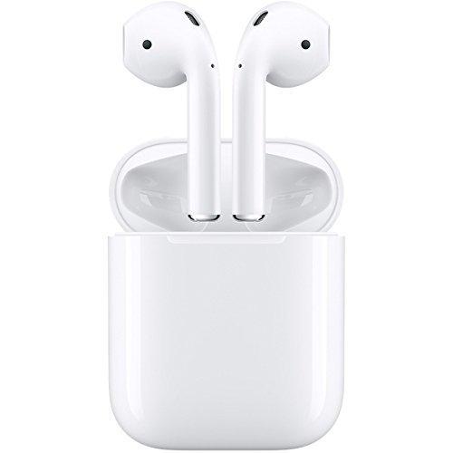 apple ワイヤレスイヤホン AirPods MMEF2J/Aの画像