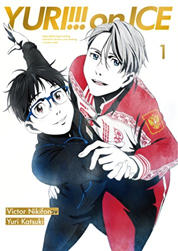 ユーリ!!! on ICE [Blu-ray] 1枚目