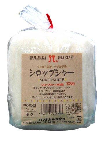 ハマナカ フェルト羊毛 シロップシャー 1枚目
