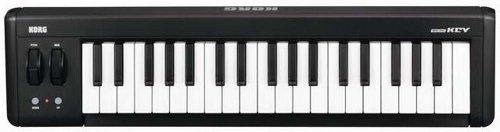 KORG USB MIDIキーボード microKEY-37 1枚目