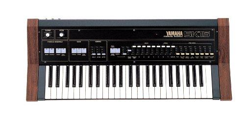 YAMAHA SK15 keyboard 1枚目