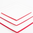 榛原 懐紙 四方紅の画像