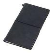 トラベラーズカンパニー TRAVELER'S notebook 黒の画像