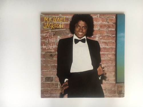 Michael Jackson Off The Wall 1枚目
