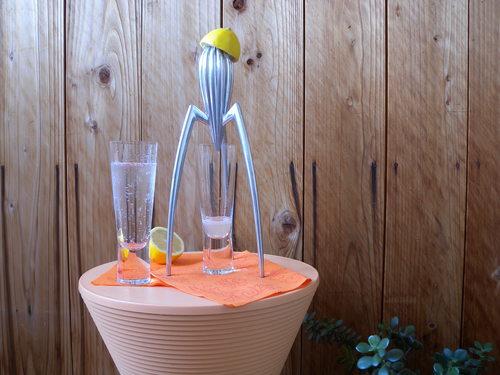 アレッシィ ジューシーサリフ レモン搾りの画像