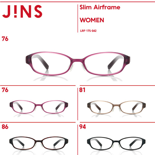 JINS Slim Airframe 2枚目
