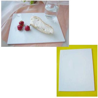 原宿陶画舎 陶板 ホワイトボード 25×20の画像