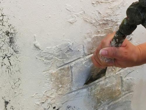 タカラ塗料 レンガの壁を作るセット 3枚目