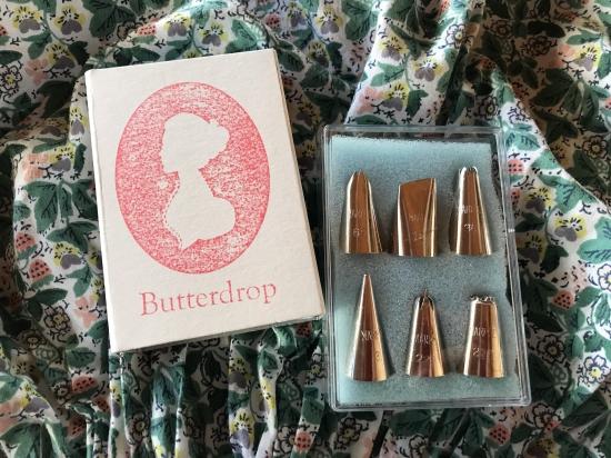 Butterdrop 【PR】オリジナル口金セット 1枚目
