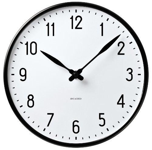 Rosendahl Arne Jacobsen Station Wall Clock 210 43633 2枚目