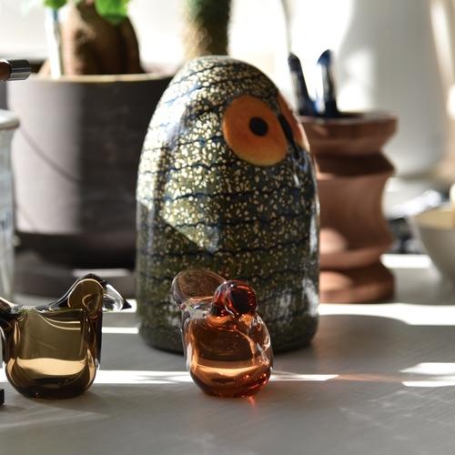 iittala Birds by Oiva Toikka Barn Owl 1枚目