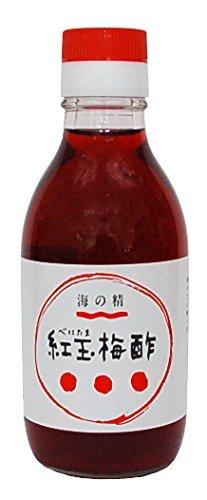 海の精 紅玉梅酢 1枚目