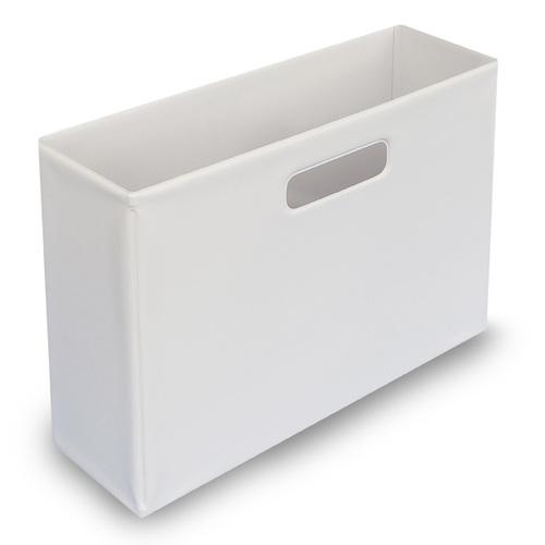 mon・o・tone ファイルボックス ホワイト 4枚目