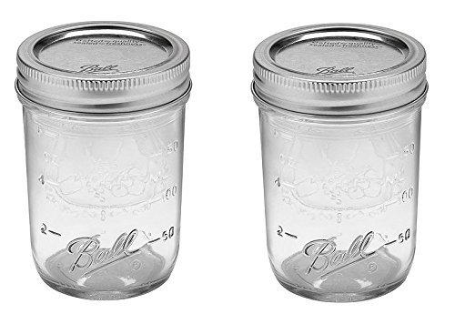 Ball Mason jars 240ml×2セット 2枚目