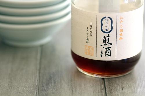 銀座三河屋  煎酒 2枚目