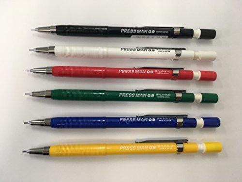 プレスマン プラチナ万年筆 プレスマン 6色カラー セット 2枚目