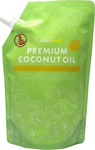 プレミアムココナッツオイルの画像