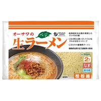オーサワ べジ生ラーメン担担麺 1枚目