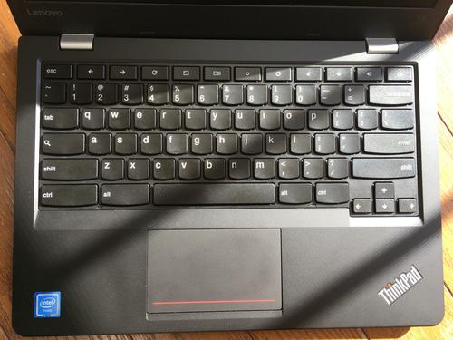 Lenovo ThinkPad 13 Chromebook 1枚目