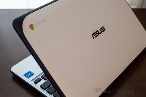 ASUS Chromebook C202SA 1枚目