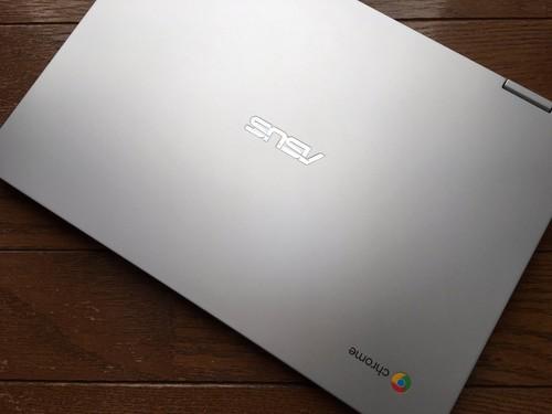 ASUS Chromebook Flip C302CA 1枚目