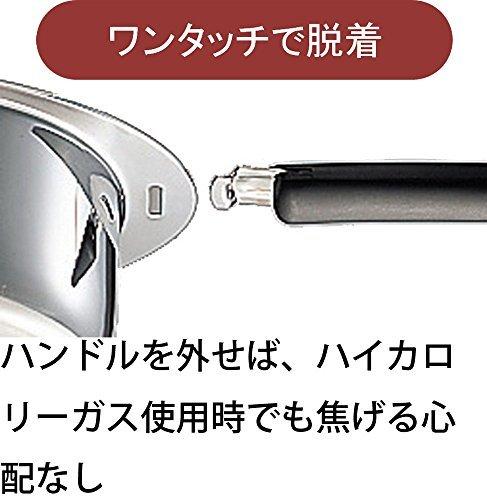 宮崎製作所 十得鍋 ソースポット16・18・20cm 3枚目