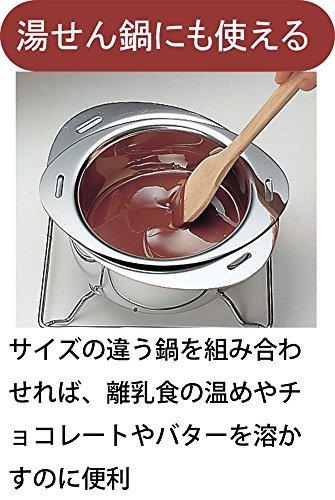 宮崎製作所 十得鍋 ソースポット16・18・20cm 5枚目