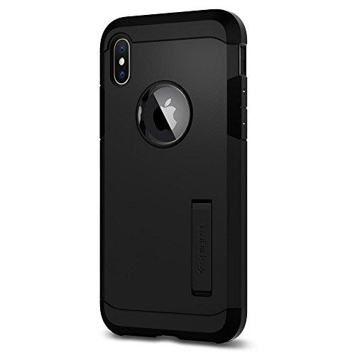 Spigen iPhone X ケース タフ・アーマー 1枚目