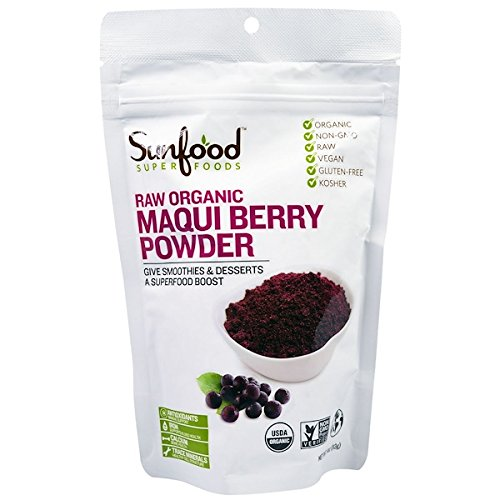 Sunfood MAQUI BERRY POWDER 1枚目