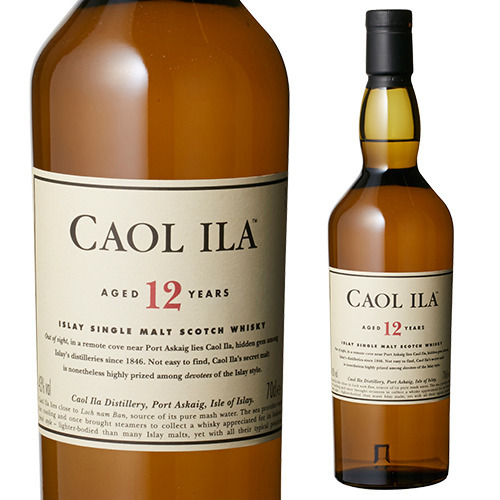 Caol Ila カリラ 12年 2枚目