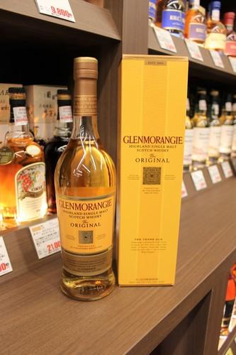 Glenmorangie グレンモーレンジ オリジナル 1枚目