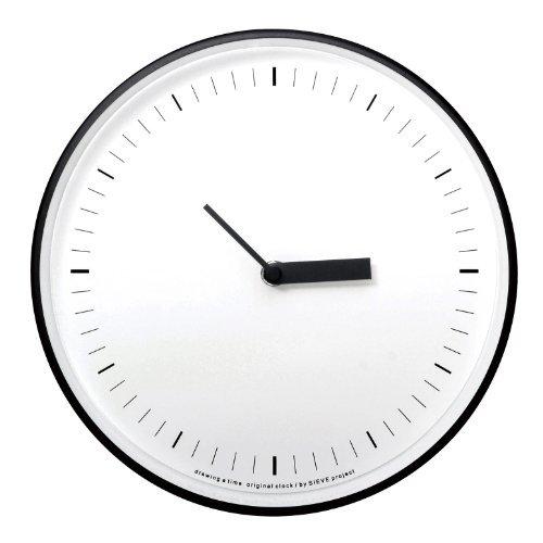SIEVE ワイズ 壁掛け時計 2枚目