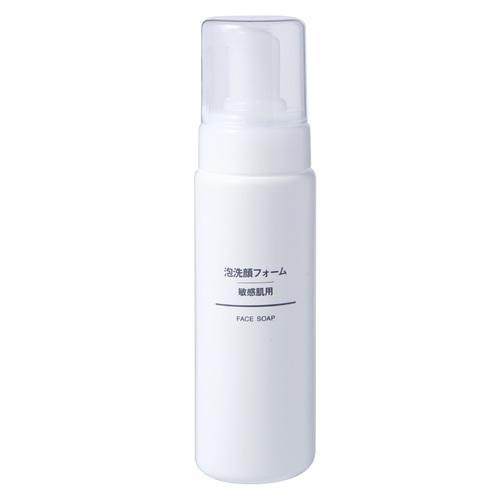 泡洗顔フォーム・敏感肌用 200mlの画像