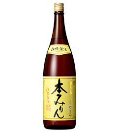 小笠原味醂醸造 福来純「伝統製法」熟成本みりん 1.8L 1枚目