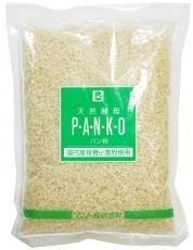 国産有機小麦粉使用天然酵母パン粉の画像