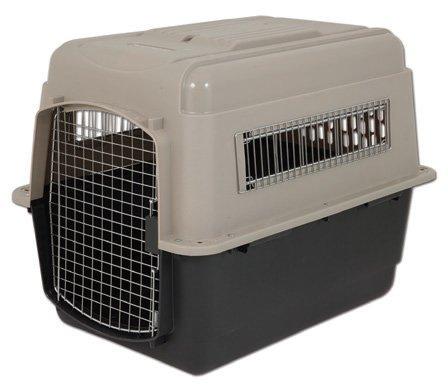 輸送犬舎 バリケンネルウルトラ300 TAUPE/BLACKの画像