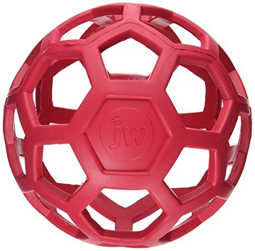 JW Pet Company ホーリーローラーボール L 1枚目