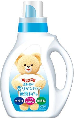 液体洗剤 香りひきたつ無香料洗剤の画像