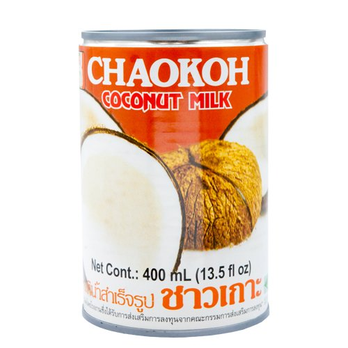 チャオコー  ココナッツミルク 400ml 1枚目