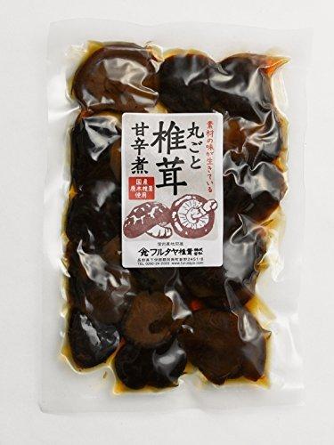 丸ごと椎茸甘辛煮の画像
