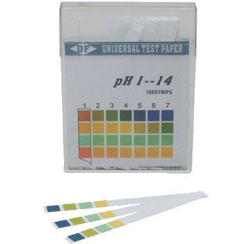 H&Y  pH試験紙(スティックタイプ)pH1-14 1枚目