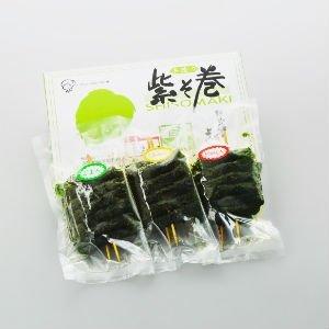 JA全農山形 紫蘇巻 ごま・くるみ・唐辛子 1枚目
