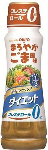 日清ドレッシングダイエット まろやかごま風味の画像