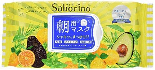 サボリーノ 目覚まシートの画像